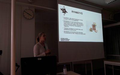 Suoramarkkinointia Helsingin yliopistolla