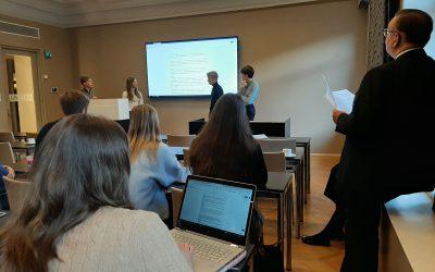 Lakitieteilijät Hannes Snellmanin ja Dittmar & Indreniuksen workshopeissa