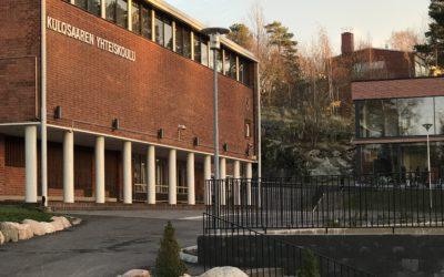 Peruskoulun avoimet ovet etänä la 21.11. / Lower Secondary Remote Open Doors Day Sat 21.11.