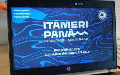 Puhtaamman Itämeren puolesta: KSYK ja John Nurmisen säätiö yhteistyössä